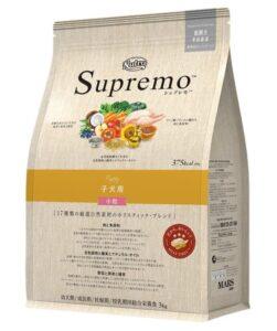 ニュートロジャパン「シュプレモ 全犬種用 子犬用」